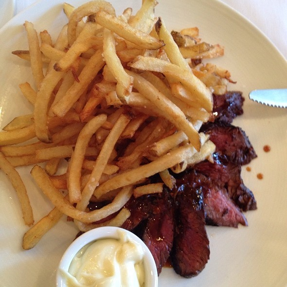 Steak-Frites @ Coquette