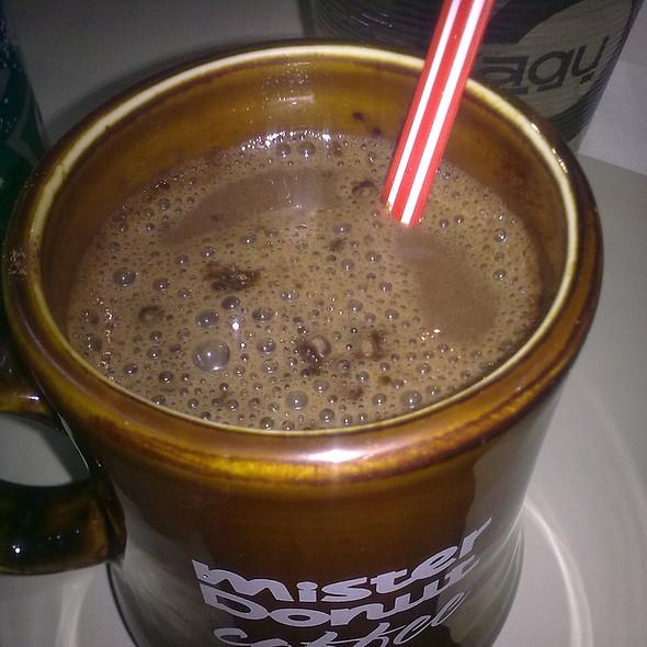 Hot Chocolate @ Mister Donut