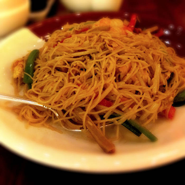 Chow Mein with Vegetables @ Noodles In Bellagio, Las Vegas