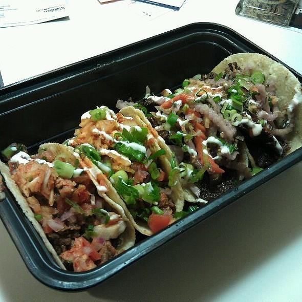Kimchi Taco Truck Menu - New York, NY - Foodspotting