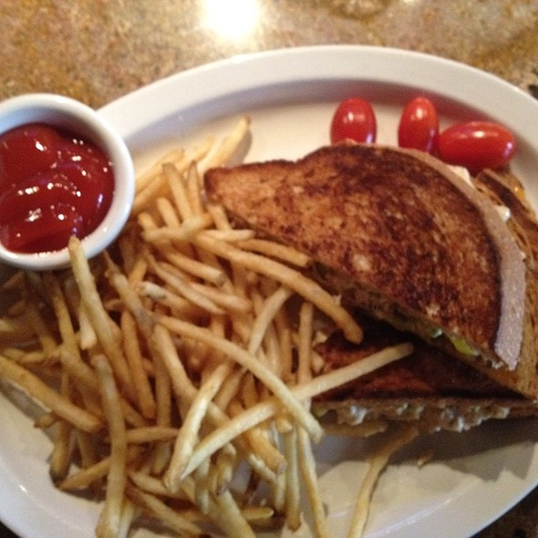 Tuna Melt - The Phoenix Restaurant, Bend, OR