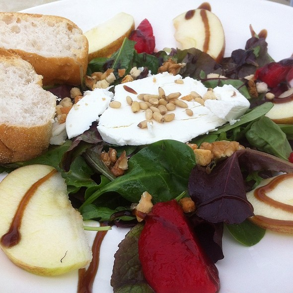 Salad @ Cafe 'T Sluisje