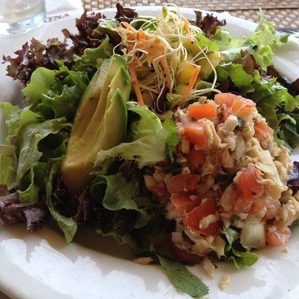 Mahi Mahi Mexican Style On A Kahuna Salad @ Royal Lahaina Resort