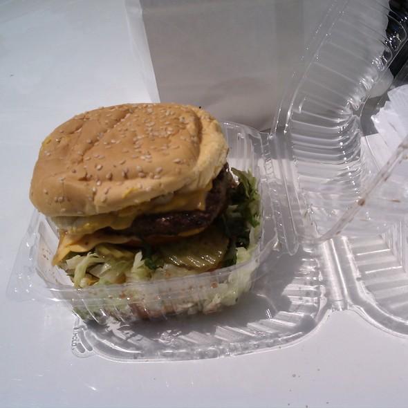 Burger @ Becks Prime