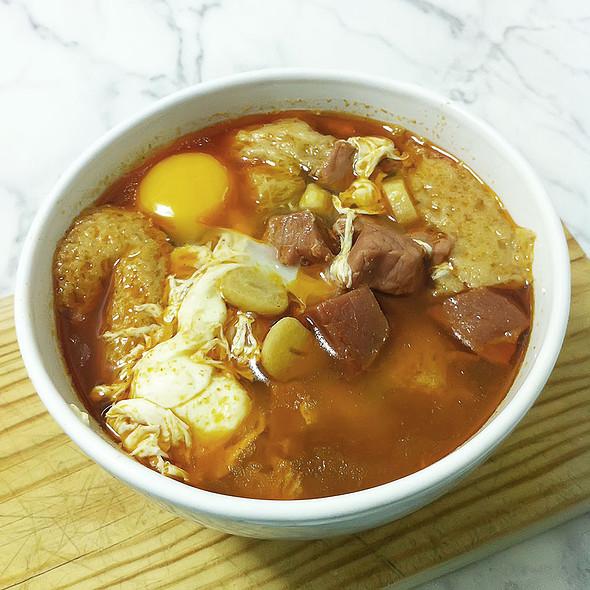Garlic Soup @ Kool's