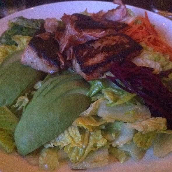 Miso Glazed Salmon Salad - Stephi's On Tremont, Boston, MA