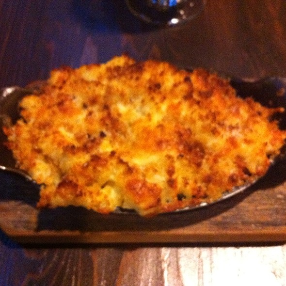 Gouda Mac With Truffle @ Local Habit