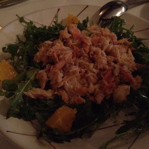 Smoked Trout Conserva @ La Ciccia Restaurant