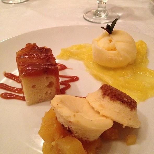 Pineapple Trio - Hart House Restaurant, Burnaby, BC
