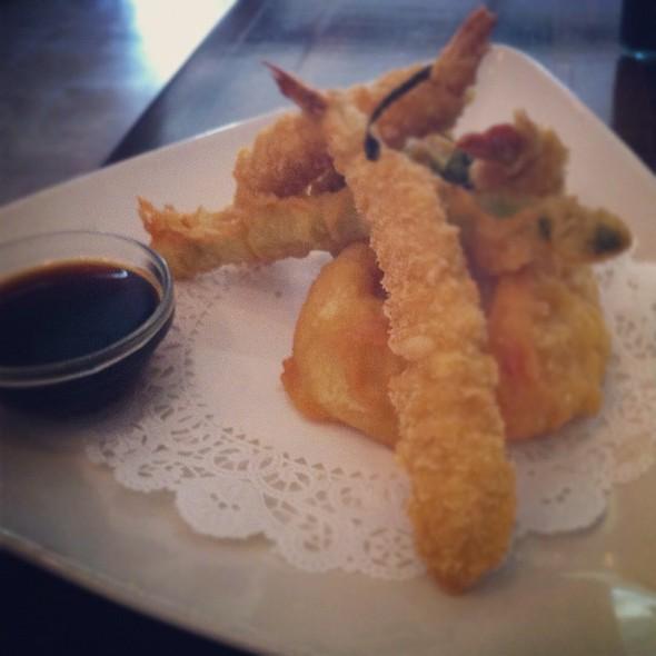 Shrimp Tempura @ Sushi Maki