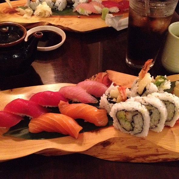 """""""My Favorite Sushi"""" Lunch Special @ Sushi You"""