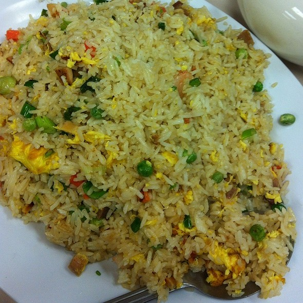 Fried Rice @ Mayflower Seafood Restaurant