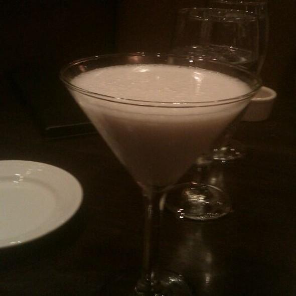Banana Foster Martini @ Grotto Oakbrook