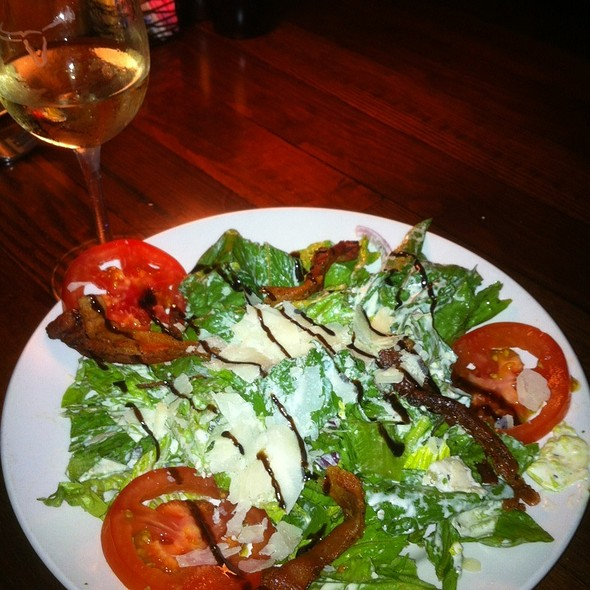 BLT Salad @ Longhorn Steakhouse