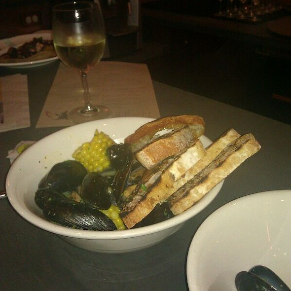 Mussel Bake @ The Peasantry