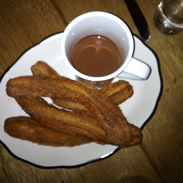 Churros con Chocolate @ Gran/Electrica