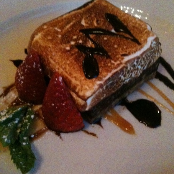 s'mores @ Blue Canyon Kitchen & Tavern