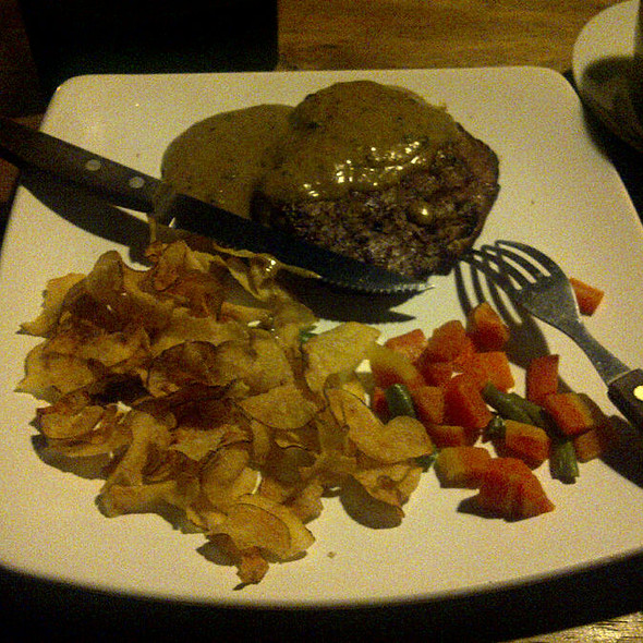 Black Pepper Tenderloin Steak