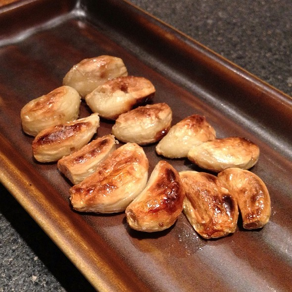 Garlic @ Robatayaki