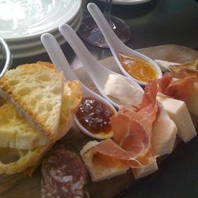 Cheese Plate - Venice Ristorante & Wine Bar, Denver, CO