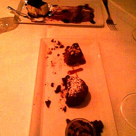Chocolate Trio - The Painted Lady