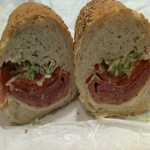 Italian Hoagie @ Chickie's Italian Deli