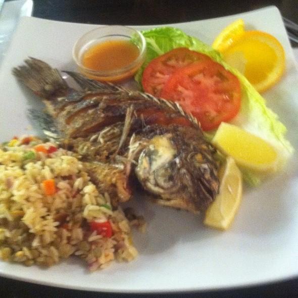 Fish @ Sonny's Place