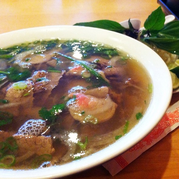 Pho Tai Chin @ Pho 50