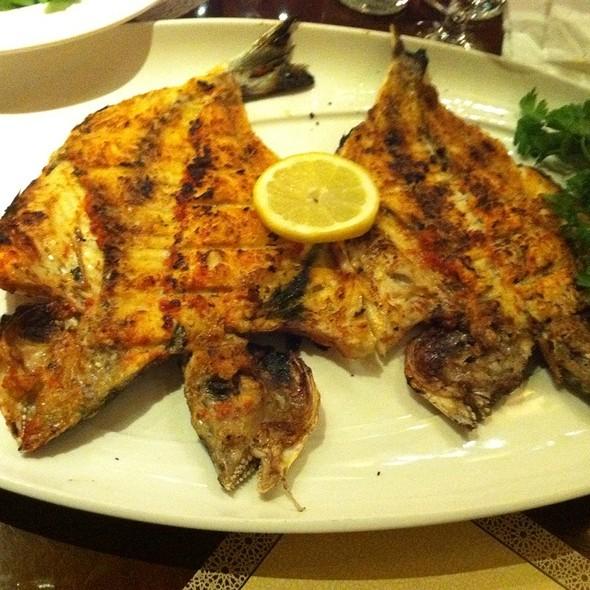Grilled Fish @ Samad Al Iraqi Jumeirah