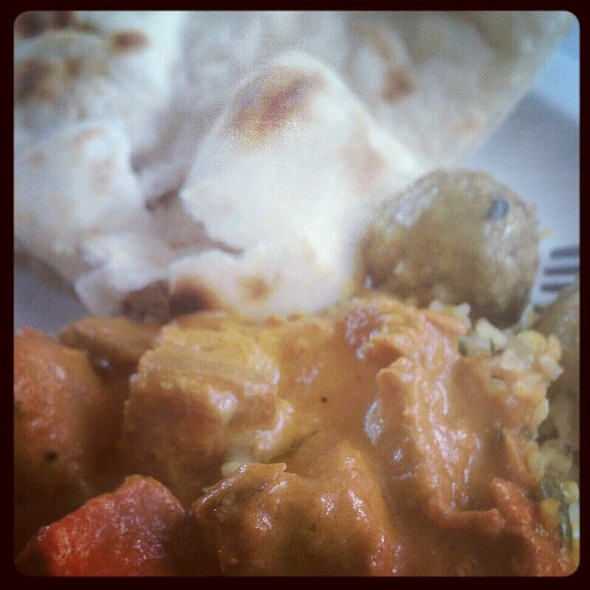 chicken tikka masala @ Haveli Indian Restaurant
