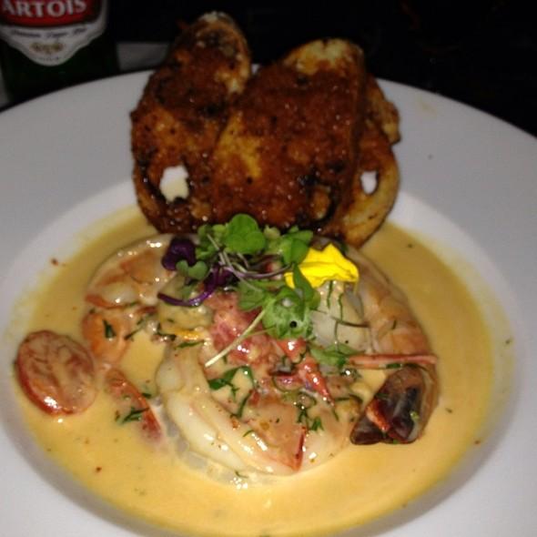 Shrimp Scampi @ Aureole