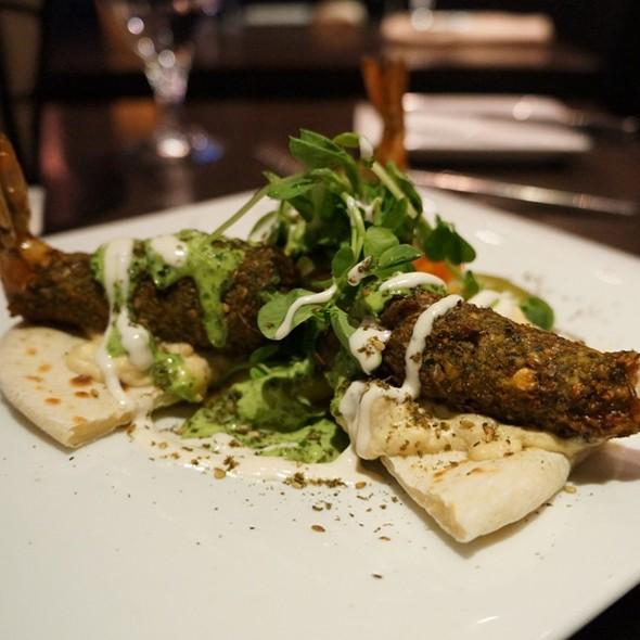 Shrimp Falafel - Mideastro Yorkville, Toronto