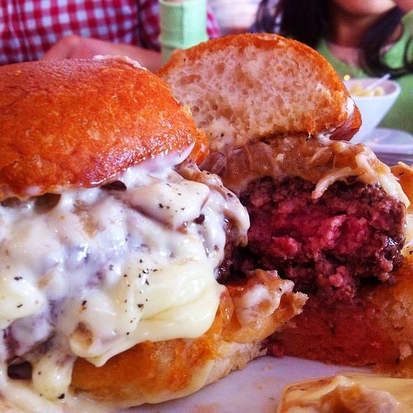Original 5 Napkin Burger - 5 Napkin Burger - Upper West Side, New York, NY