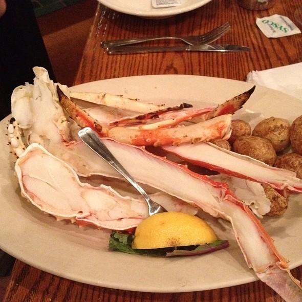 King Crab Legs @ Kona Jack's Fish Market & Sushi