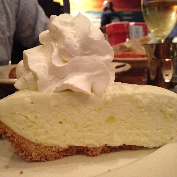 Key Lime Pie @ Kona Jack's Fish Market & Sushi