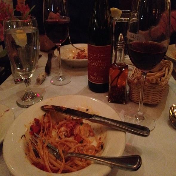 Lobster Fra Diavolo - Papa Razzi - Boston, Boston, MA