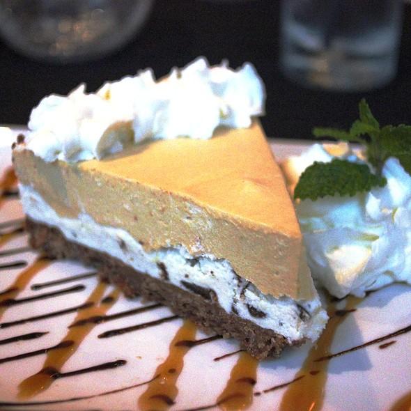Lucuma Cheesecake - SideBar Columbus, Columbus, OH