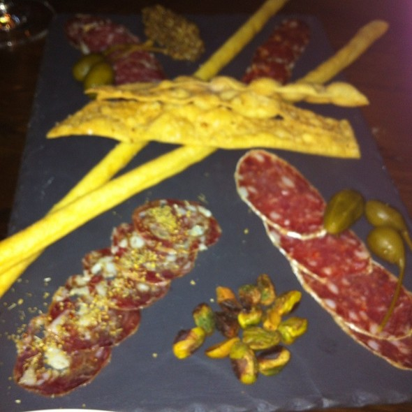 Charcuterie plate @ Goose And Gander