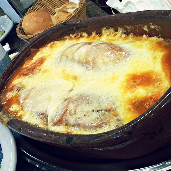 Panqueca De Carne @ Restaurante Pastorinho