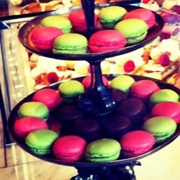 Macarrons @ La Bohème Café