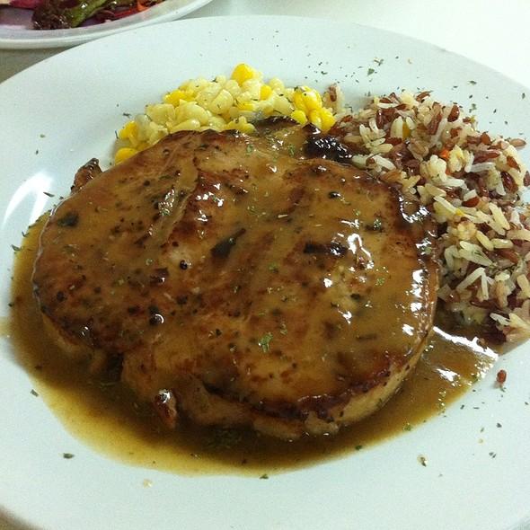 Pork Chop @ Lex's Restuarant