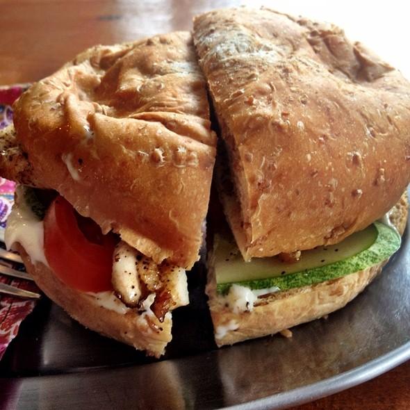 Chicken Sandwich @ Elephant