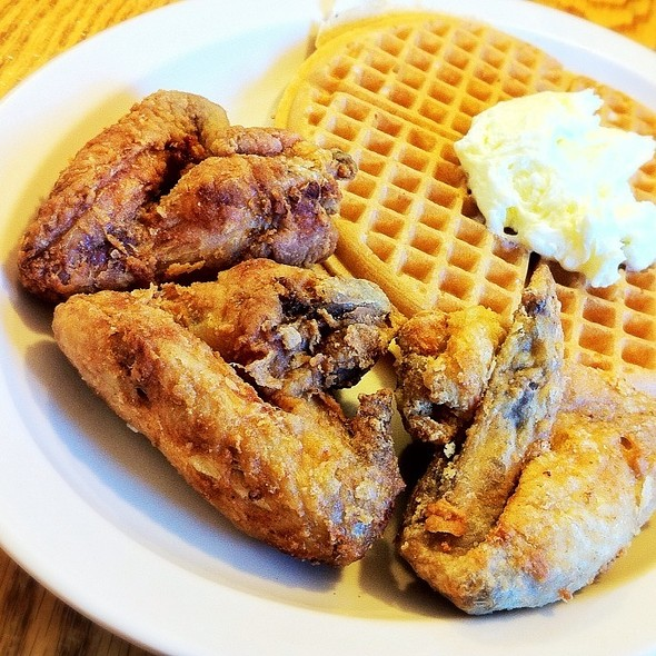 9. Obama's Special @ Roscoe's House of Chicken & Waffles