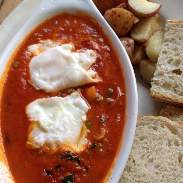 Eggs In Purgatory @ I L Bellagio Inc