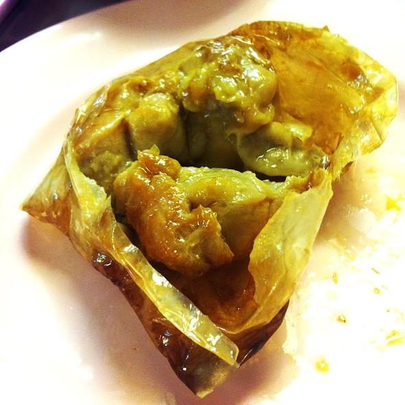 Chicken in Paper Bag @ Hillman Restaurant (Head Office)