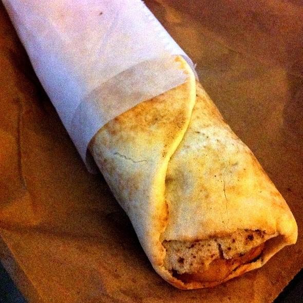 Shish Tawook Sandwich @ Malek Al Kabob