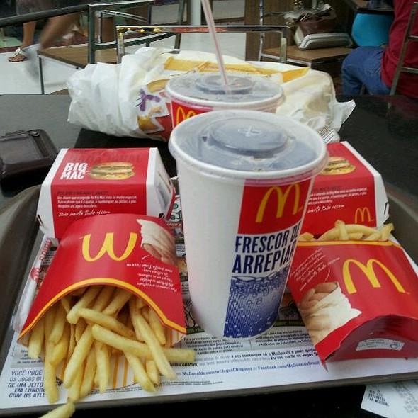 Big Mac @ Shopping Pátio Maceió