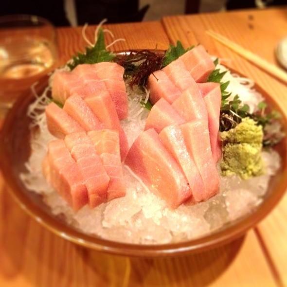 Kindai Bluefin Akami @ Pabu Restaurant