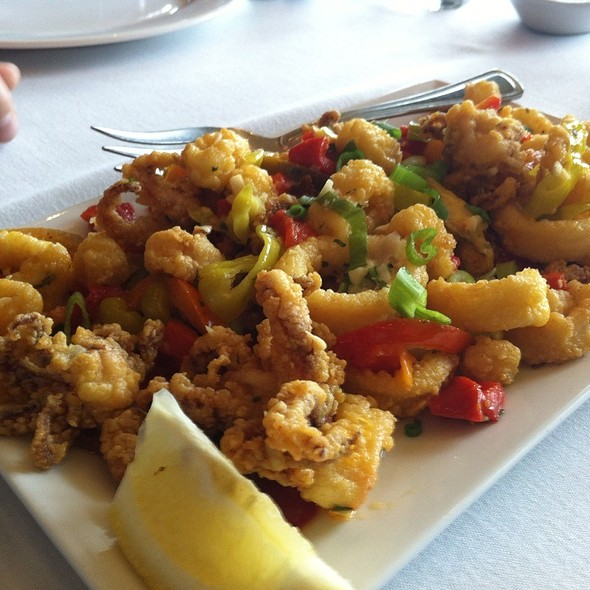 Fried Calamari - Hemenway's, Providence, RI