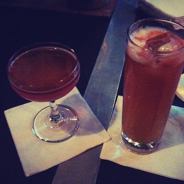 Cocktails @ Holeman & Finch Public House